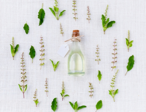 Essential Oils for Hormone Balance